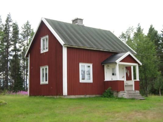 Hus i Granliden