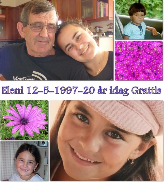 Eleni 20 år