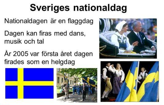 Sveriges+nationaldag+Nationaldagen+är+en+flaggdag