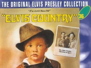 Elvis - 36 - front
