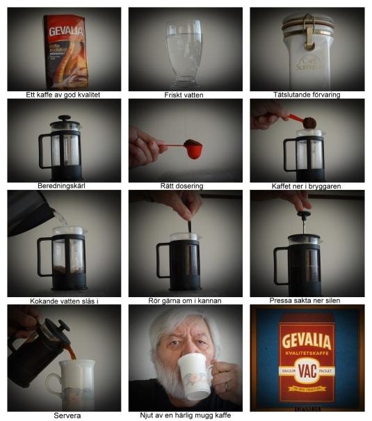 Kaffe 1-vert