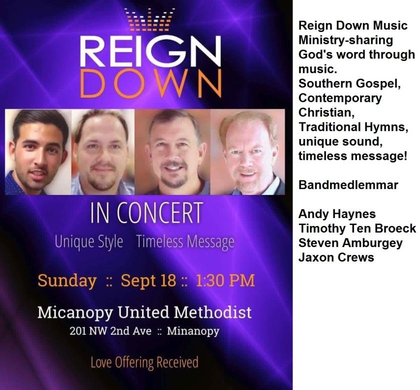 Reign Down