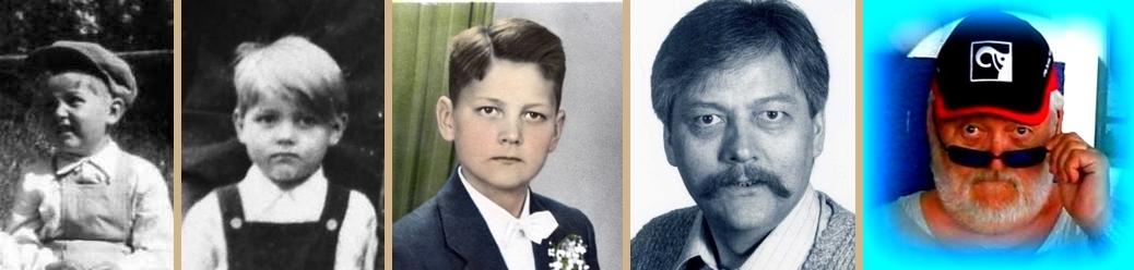 Farfar Hebbe en yngling på 77 bast